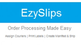 EzySlips‑ Shipping Automation