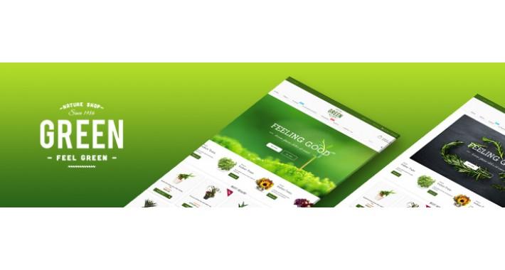 Pav Flower - Free Responsive Opencart Theme