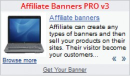 Affiliate Banners PRO 4.0