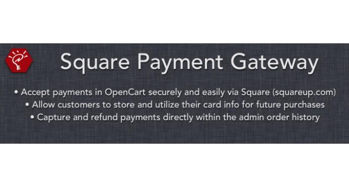 (1.5.x) Square Payment Gateway