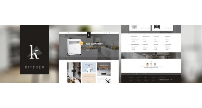 Pav Kitchen - Free Responsive Opencart theme For Kitchen