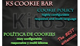 Cookie Policy Bar for all languages [MultiLang] ..