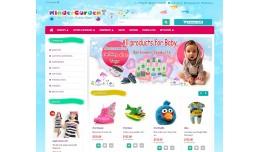 a Baby Shop  - Kids Shop - Toys Shop