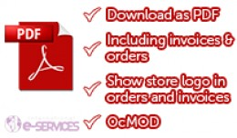 PDF Invoices/Orders Pro