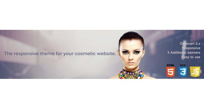 Modern Cosmetic Theme