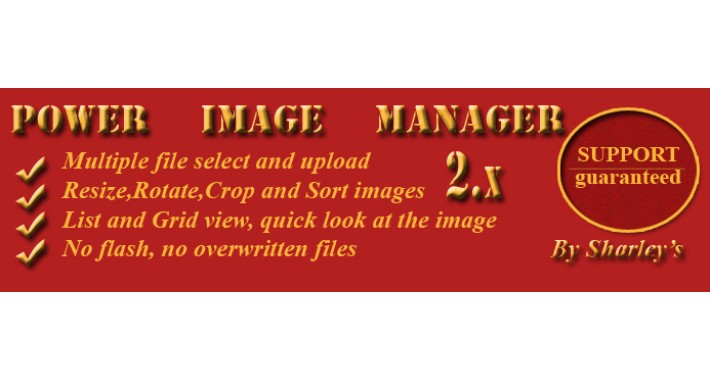 (ocMod) Power Image Manager 2.x -20% SALE!
