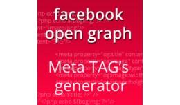 Facebook Open Graph Meta Tags