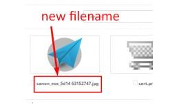 SEO Image Filenames Renamer for Opencart 2.x