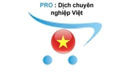 ✔ Dịch chuyên nghiệp việt | Vietnamese..