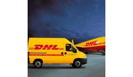 DHL Shipping Labels With Postage