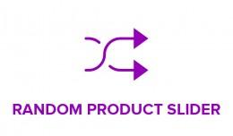 Random Product Slider