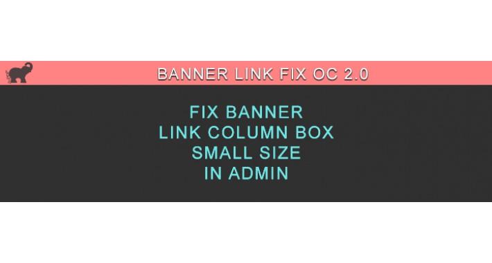 Banner Box Width Fix OC 2.0
