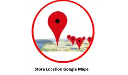 Store Locations with Google Map Locations Opencart
