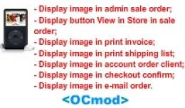 Display Product Image