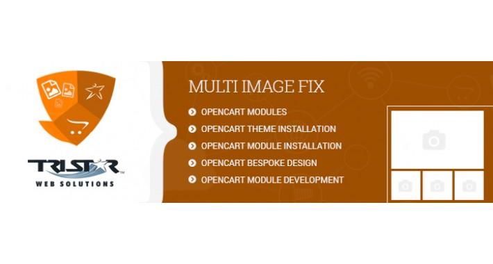 Multi Image Fix