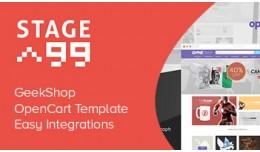 GeekShop OpenCart Template Premium