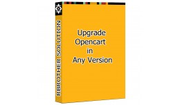 Opencart Upgrdation to Any Version