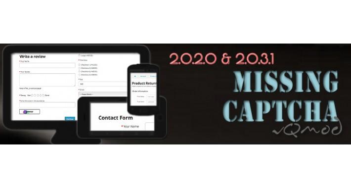 Missing Captcha 2.0.2.0 2.0.3.1