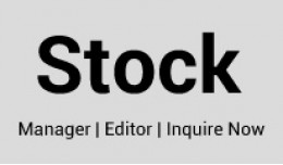 Stock Manager - Editor - Inquire Now - Multi Fea..