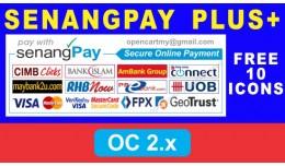 PG2 SenangPay Plus+ (Malaysia Payment Gateway)