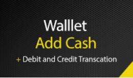 Wallet - Add/Transfer Cash Wallet