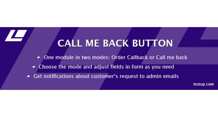 Order Callback and Order by phone for OC 1.5.x