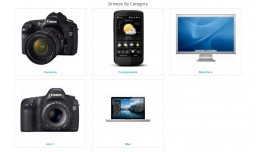 Categories Image On Home - Multistore