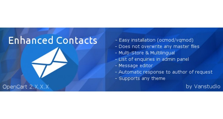 Enhanced Contacts