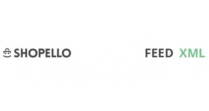 Shopello Feed (XML)