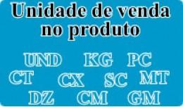 Unidade de venda do produto (Product sales unit)