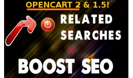 Related Searches Boost SEO