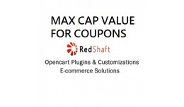 Max Cap Value for Coupons