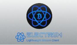 Electrum Payment Method