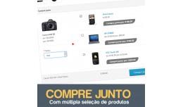 Compre Junto - Com seleção de múltiplos produ..