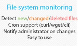 Security - FSMonitor - file system monitoring
