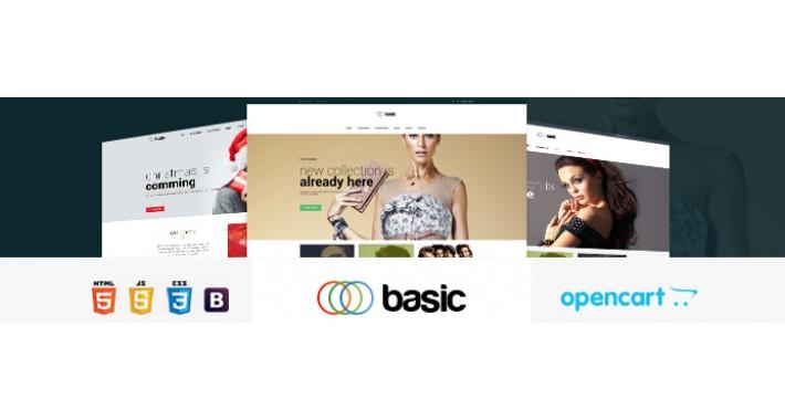 Pav Basic - Creative Fashion Opencart theme