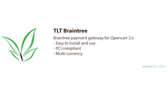 TLT Braintree Payments with 3DS 2.0, PayPal and Google Pay