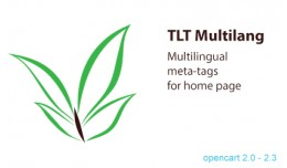 TLT Multilang: Multilingual meta-tags for Openca..