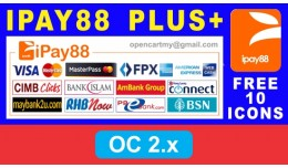 PG1 iPay88 Plus+ (Malaysia Payment Gateway)