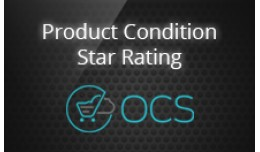 Product Condition Star Rating
