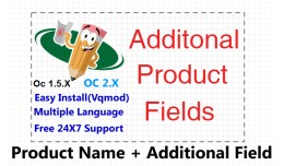 Product Extra Field