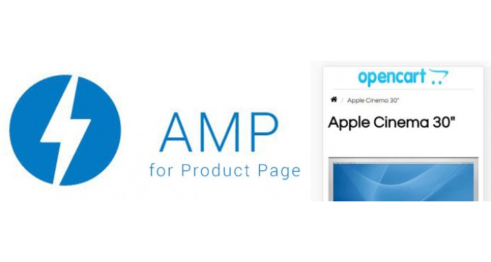 AMP for Product Pages