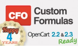 CFO Custom Formulas (PPM upgrade!)