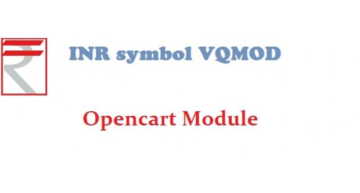 INR Symbol Module