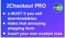 2Checkout Pro
