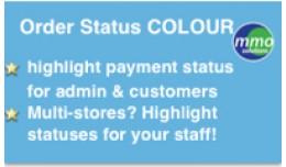 Order Status Color (OC 1.5.x & OC 2.x suppor..