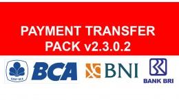 Modul BANK BCA / BNI / BRI