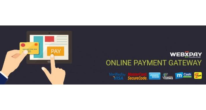 WebXpay Payment Gateway