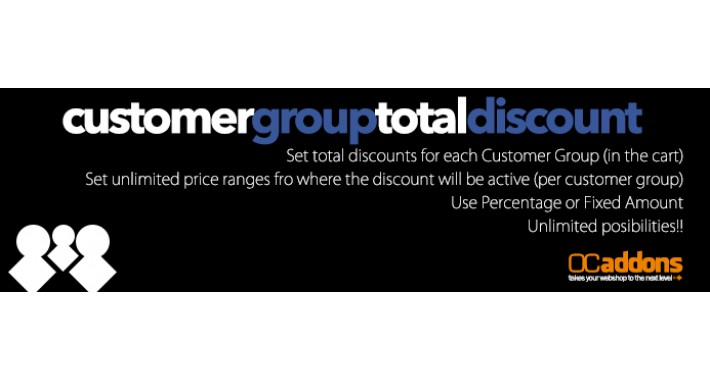 Customer Group Total Discount