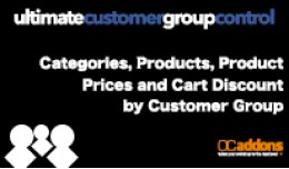 Ultimate Customer Group Control